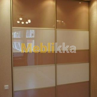 шкаф-купе, встроенная мебель, www.meblikka.com.ua