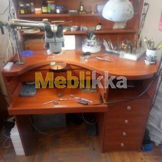 Рабочее место ювелира - стол верстак