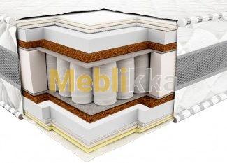 Ортопедический матрас ПРЕСТИЖ КОКОС XL 3D (Pocket Spring) от Neolux. Интернет магазин meblikka.com