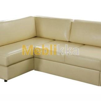 Ремонт, реставрация, перетяжка углового дивана без подлокотников Харьков