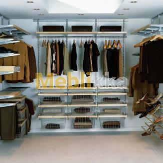 Мебель для гардеробных комнат