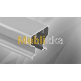 Профиль вертикальный AGAT 2750 раздвижная система Komandor для шкафа Харьков