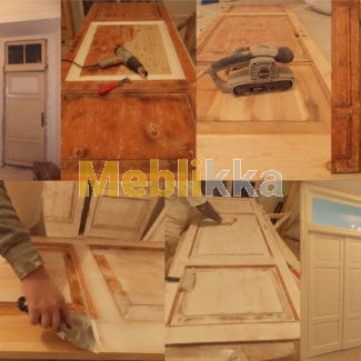 Реставрация деревянных панелей Харьков Ремонт и реставрация мебели Харьков