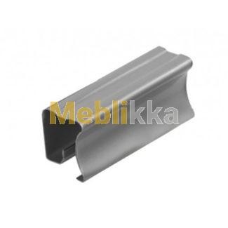 Профиль вертикальный Lux (Люкс) 2750раздвижная система Komandor для шкафа Харьков