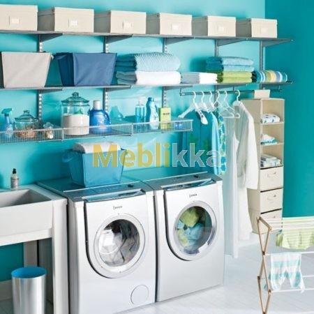 Гардеробная система ELFA для ванной Харьков купить