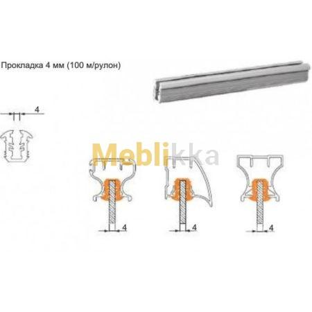 Уплотнитель 4 мм от Komandor купить Харьков