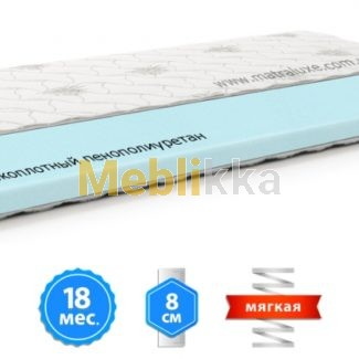 Купить детский ортопедический матрас от производителя. Детский матрас Бемби Лайт от Matrolux / Bemby Light