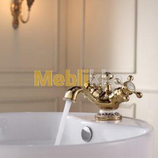 Купить смеситель для умывальника для ванной комнаты APOLLO KEF-16000G от производителя Kraus в Украине, Харьков